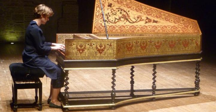 Le clavecin : l'ancêtre du piano