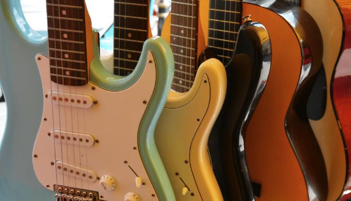 Quelle guitare pour débuter ?