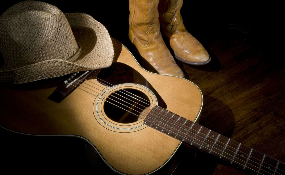 La country music prend des couleurs
